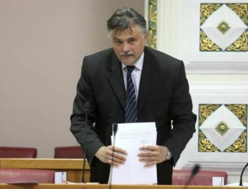 Horvatova replika u raspravi o Zakonu o arhivima