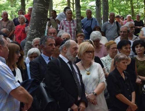 Sjećanje na žrtve ustaškog logora Jadovno 1941.
