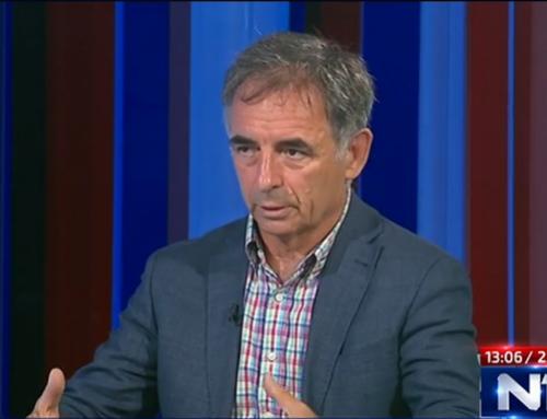 prof.dr. Pupovac na TV N1: Ploča HOS-a bit će maknuta iz Jasenovca, a novih neće biti