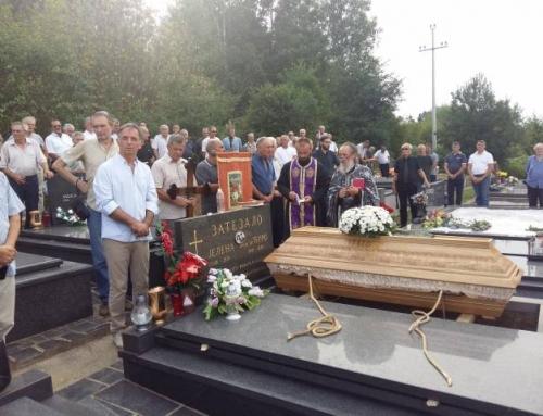 "Sahranjen dr. Đuro Zatezalo – ""bard"" srpske istoriografije u Hrvatskoj"