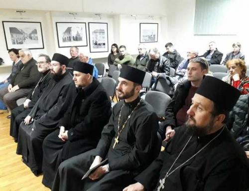 Предавање о историји Осечко-пољске и барањске епархије СПЦ-а