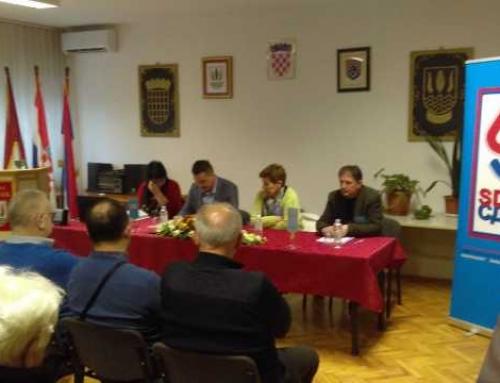 Održana izvještajna Skupština OO SDSS Krnjak