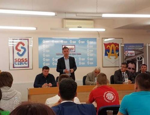 """Predsjedniku Pupovcu """"mejlom"""" upućen pozdrav """"za dom spremni""""!!!"""