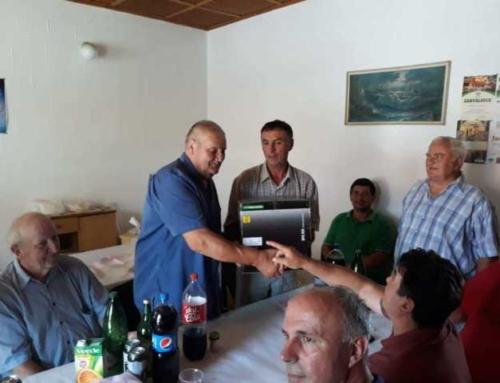 Струјни агрегат пензионерима у Трпињи