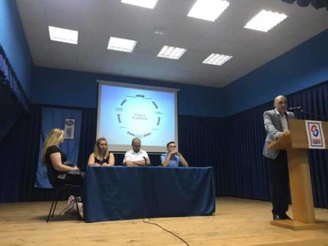 """Borovska organizacija obogaćuje """"Prosvjetin"""" knjižni fond!"""