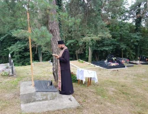 Парастос жртвама Олује у Селишту поред Глине