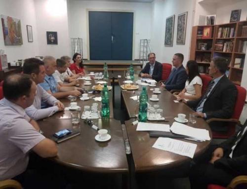 Delegacija AP Vojvodine u Rijeci