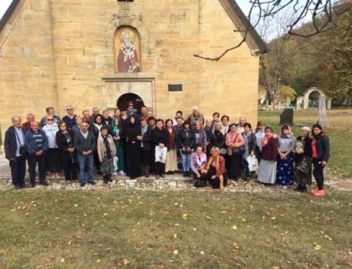 Slatinski Srbi posjetili manastire u Srbiji