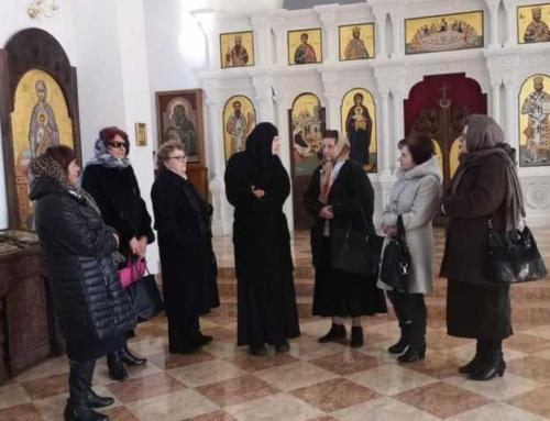 Posjeta i pomoć manastiru u Jasenovcu