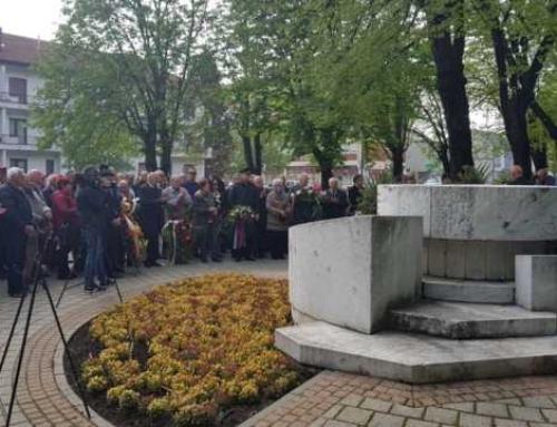 СДСС на прослави 74 годишњице ослобођења Вуковара