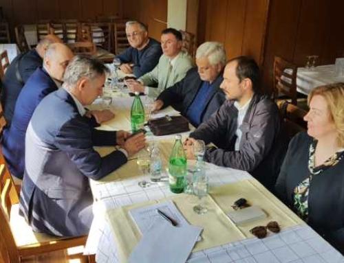 Izborni štab sjednicu posvetio tehničkim detaljima kampanje