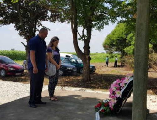Помен за невино убијене у Иванцима, селу којег више нема!!!