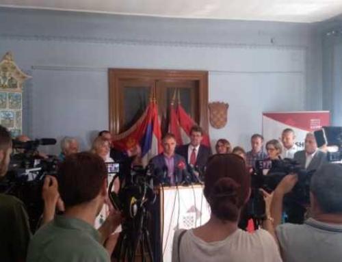СДСС у Таванкуту са Хрватима из Србије