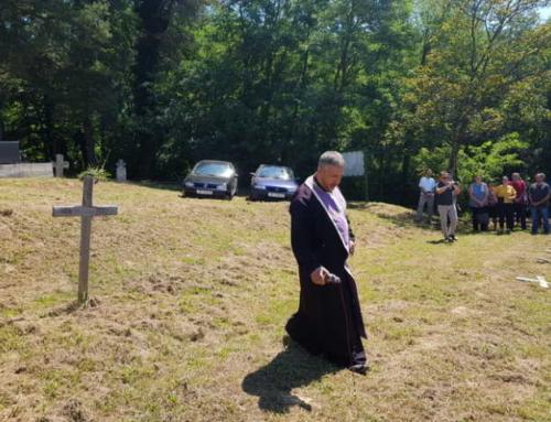 SELIŠTE KOD GLINE: Parastos za žrtve Oluje