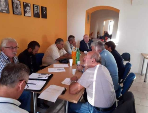 Припреме за месне изборе у Суњи и Петрињи