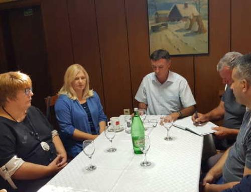 Podrška županijskih odbora politici vrha stranke