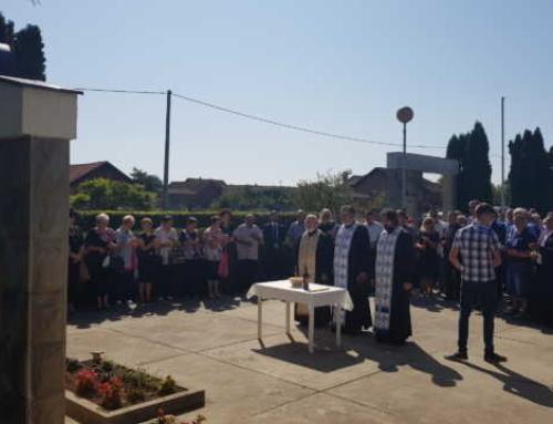 У Борову служен парастос жртвама рата