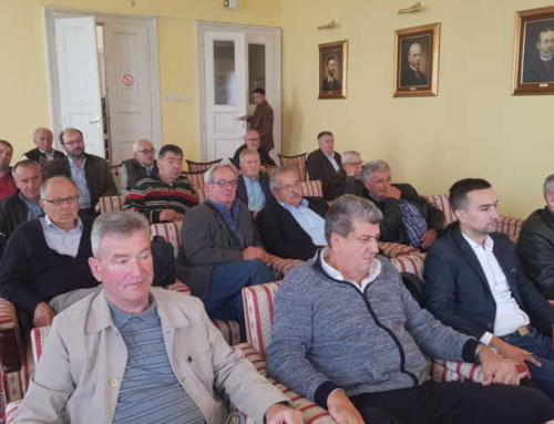 СОМБОР: Округли сто о положају и перспективама Срба