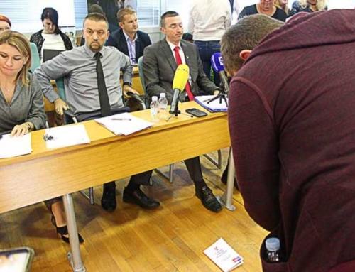 Penava divljao u Vukovaru, bacio statut na ćirilici i prijetio Srbima!!!