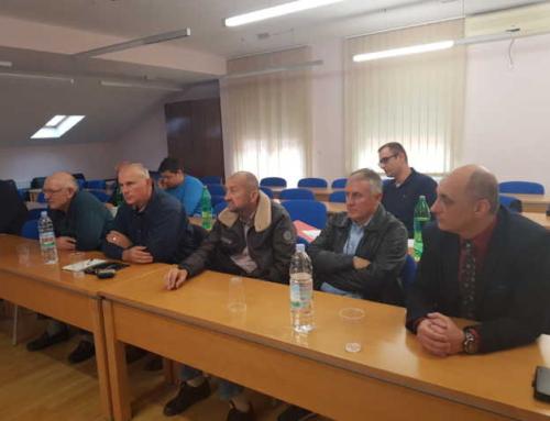 ВУКОВАР: Радни састанак председника организација на жупанијском нивоу