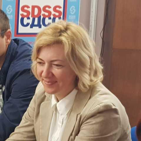 Jeckov u Saboru: Nasilje nad ženama nije stvar pojedinca! - SDSS -  Samostalna Demokratska Srpska Stranka